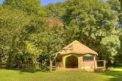 Cornish Tipi Holidays Pavilion