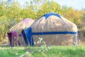 Libra and Scorpio Yurts