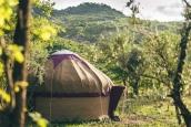 Scorpio yurt