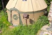 White Horse Yurt