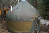 Afghan Yurt, Hungary