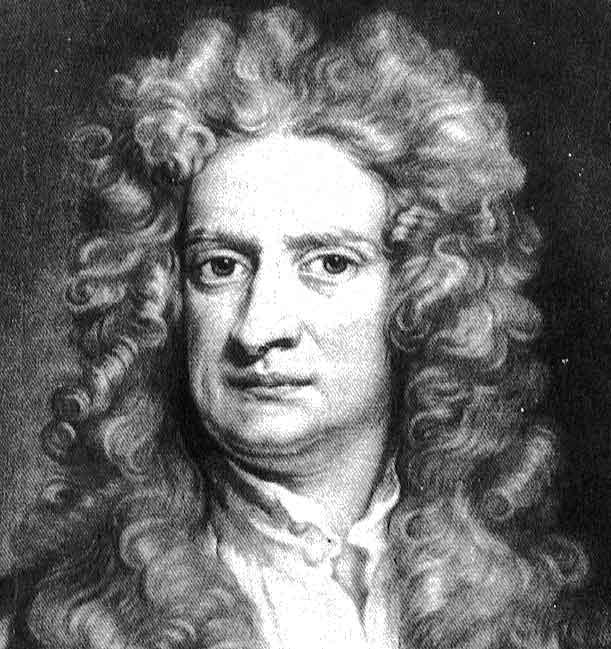 Issac Newton (1642 - 1727)