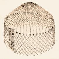 Turkmen Yurts plan