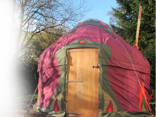 & Yurts | Yurt Makers | Call on (+44) 07895 019028 - Spirits Intent UK