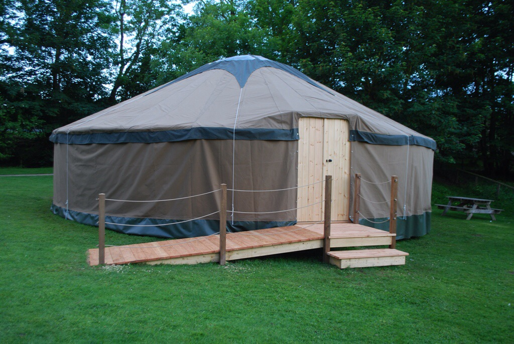yurt cover complete