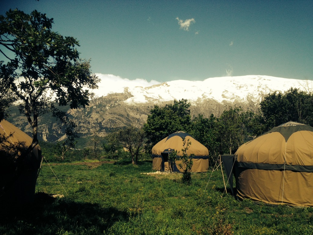 yurts for free
