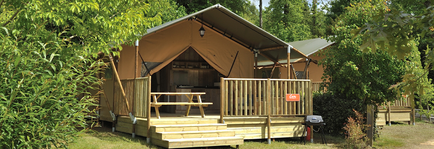 Outstanding safari tents
