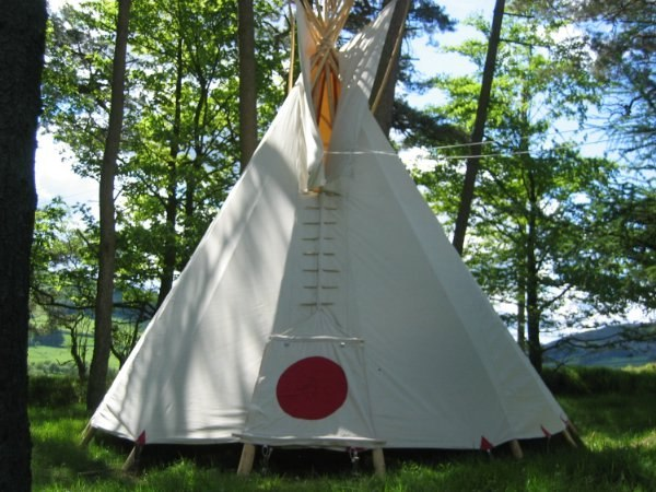 21ft Wolf Tipi, Wales