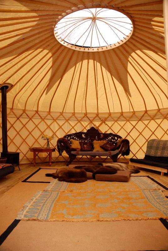 19' Yurt Wales