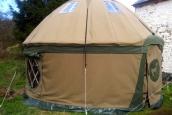 The White Horse Yurt