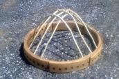 Firuzkhui Yurt Wheel