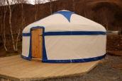 Turkmen Yurt at Graig-Wen, Snowdonia