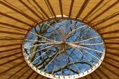Turkmen Yurt Wheel, Wales