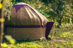 Scorpio Yurt at Heartland, Abruzzo, Italy