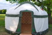 Yurt Cover for Henry Dowell