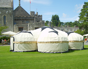 Multi Yurt