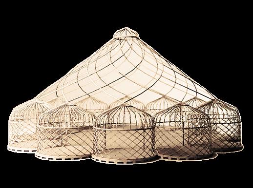 Zodiac tent